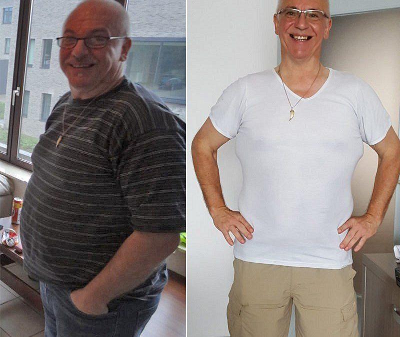 Dirk van Giel keert zijn diabetes om