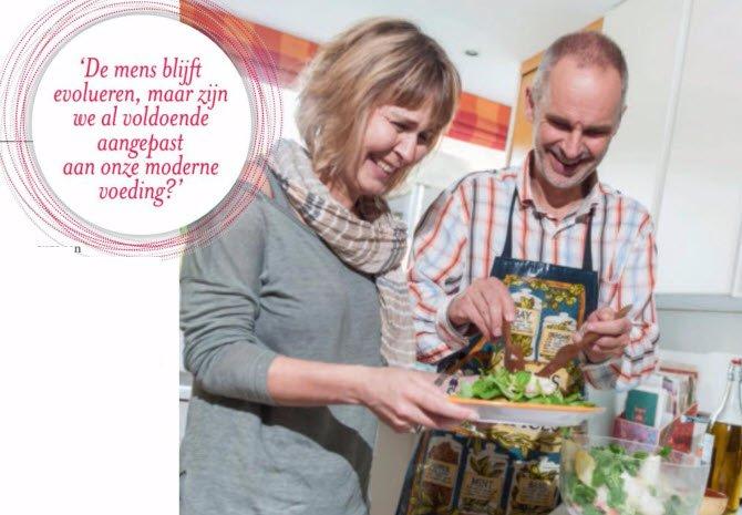 Paleo Dieet Hanno Pijl en Esther van Zuuren