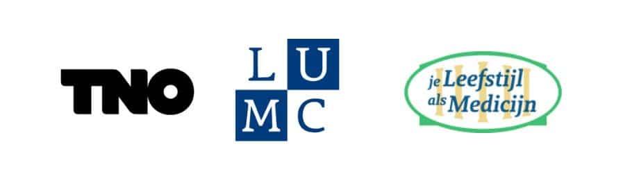 TNO en LUMC Leefstijl als medicijn werken samen