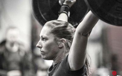 Esther de Roo CrossFit leefstijl en mindset