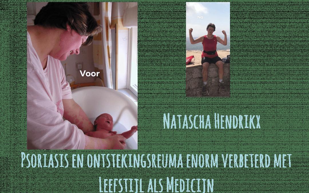 Psoriasis en ontstekingsreuma enorm verbeterd met Leefstijl als Medicijn