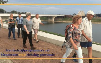 Menzis zet stap richting preventie door leefstijlprogramma's