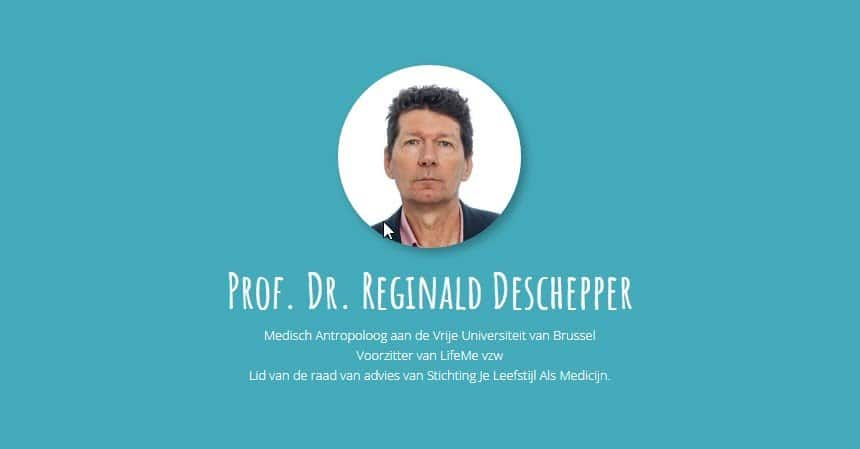 Professor Reginald Deschepper
