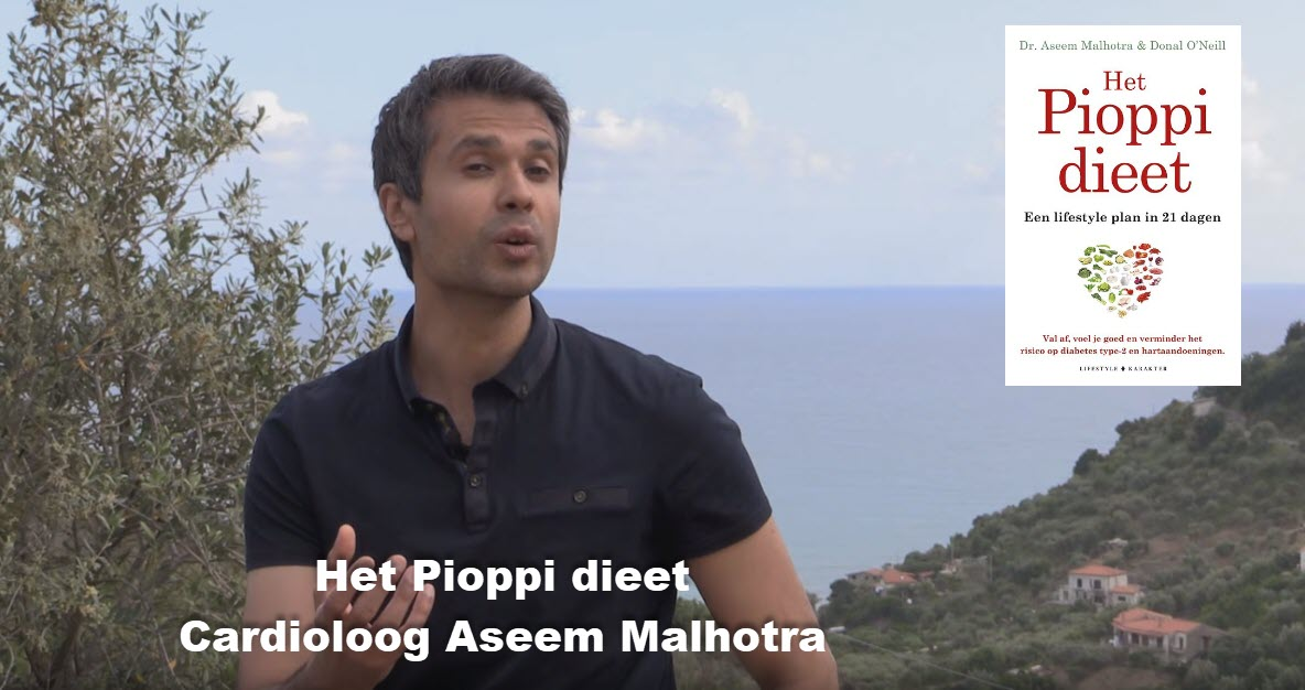 Het Pioppi dieet Cardioloog Aseem Malhotra