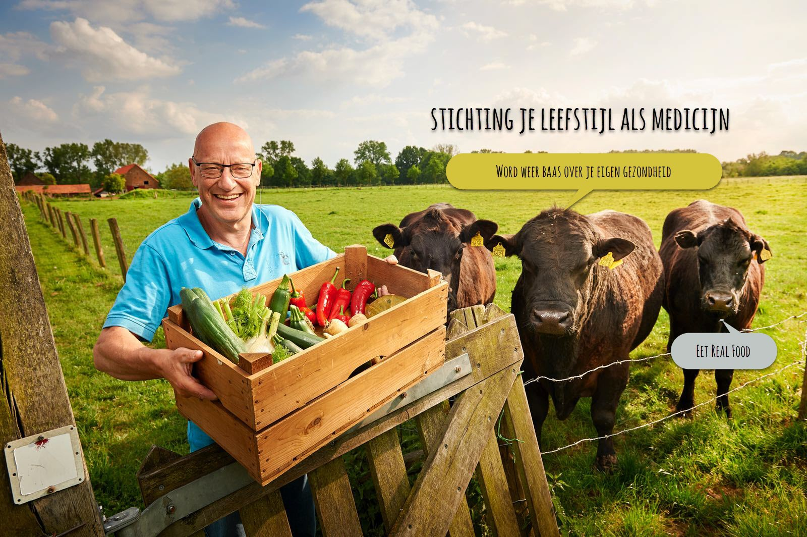 Wim Tilburgs Stichting Je Leefstijl als Medicijn