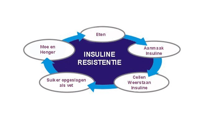 insuline resisitentie pré-diabetes