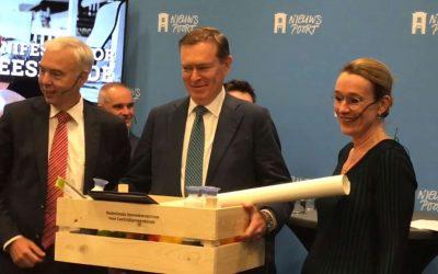 Leefstijlgeneeskunde in EenVandaag met Hanno Pijl en Simon Huisman