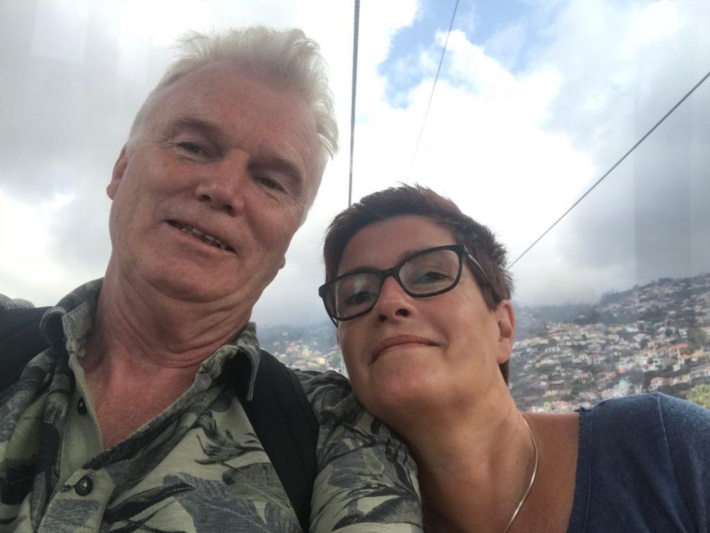 Monique en Cornelis Koffeman