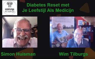 Simon Huisman keert diabetes om met Je Leefstijl Als Medicijn