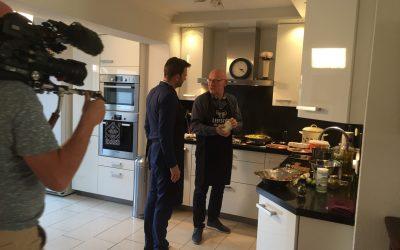 TV Programma De Monitor in gesprek met Wim Tilburgs