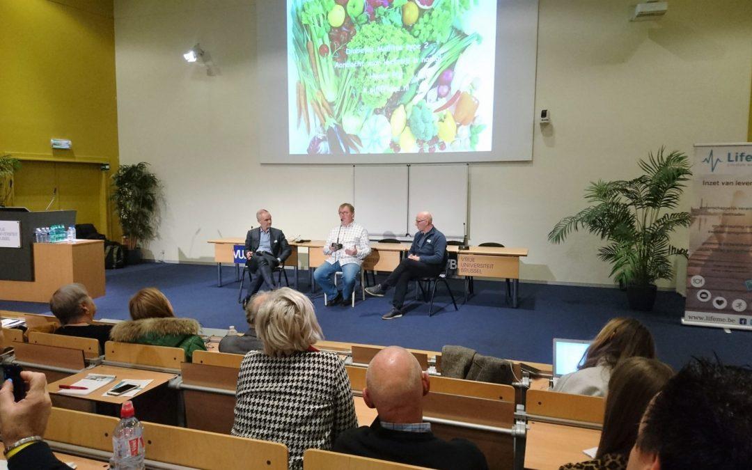 Johan Dezutter keert diabetes om met zijn leefstijl als medicijn