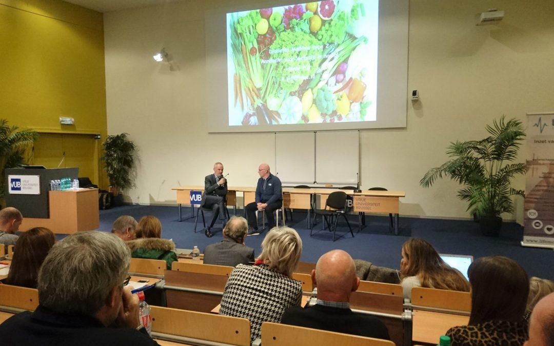 Lezing Professor Hanno Pijl en Wim Tilburgs congres LifeMe 2018