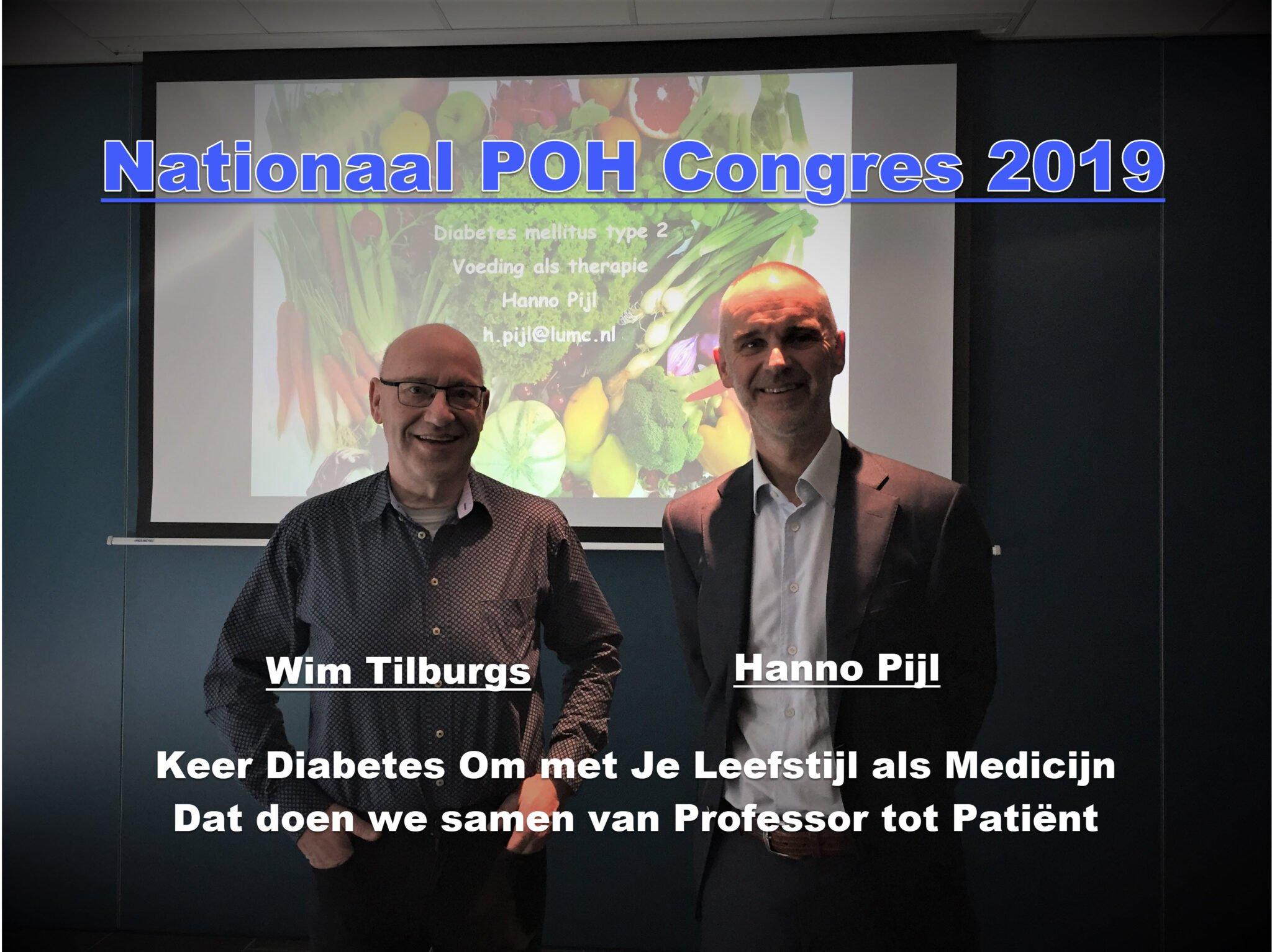 Keer diabetes Om met Je Leefstijl Als Medicijn Hanno Pijl Wim Tilburgs