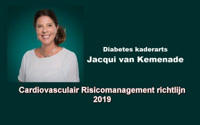 Cardiovasculair risicomanagement richtlijn 2019