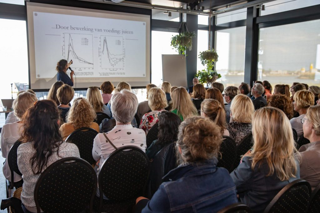 Symposium zorggroep Haringvliet Jacqui van Kemenade