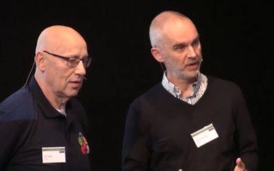 Veel vragen en een lang gesprek met leefstijlprofessor Hanno Pijl