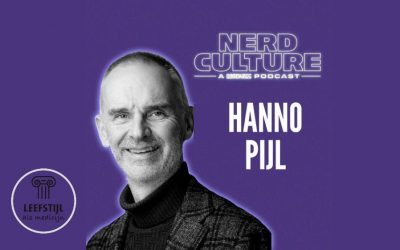 Nerd Culture podcast met professor Hanno Pijl