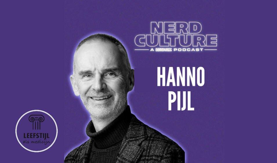 Nerd Culture Podcast met Professor Hanno Pijl