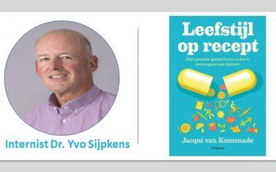 Leefstijl op Recept inleiding door internist Yvo Sijpkens