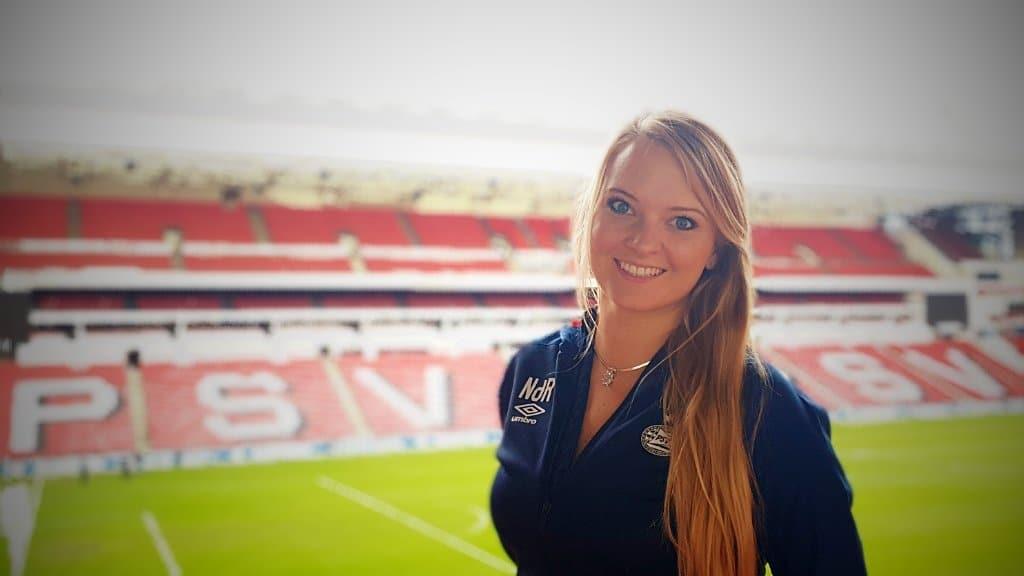 Nina de Rooij lid van de Raad van Advies van Stichting Je Leefstijl Als Medicijn leefstijladviseur PSV Eindhoven