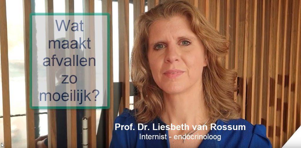 Liesbeth van Rossum wat maakt afvallen nou zo moeilijk v2