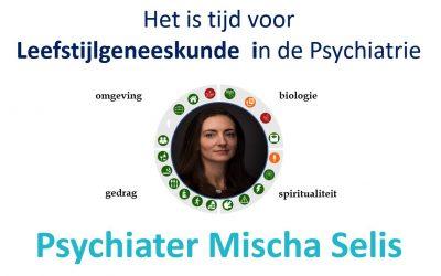 Het is tijd voor leefstijlgeneeskunde in de psychiatrie