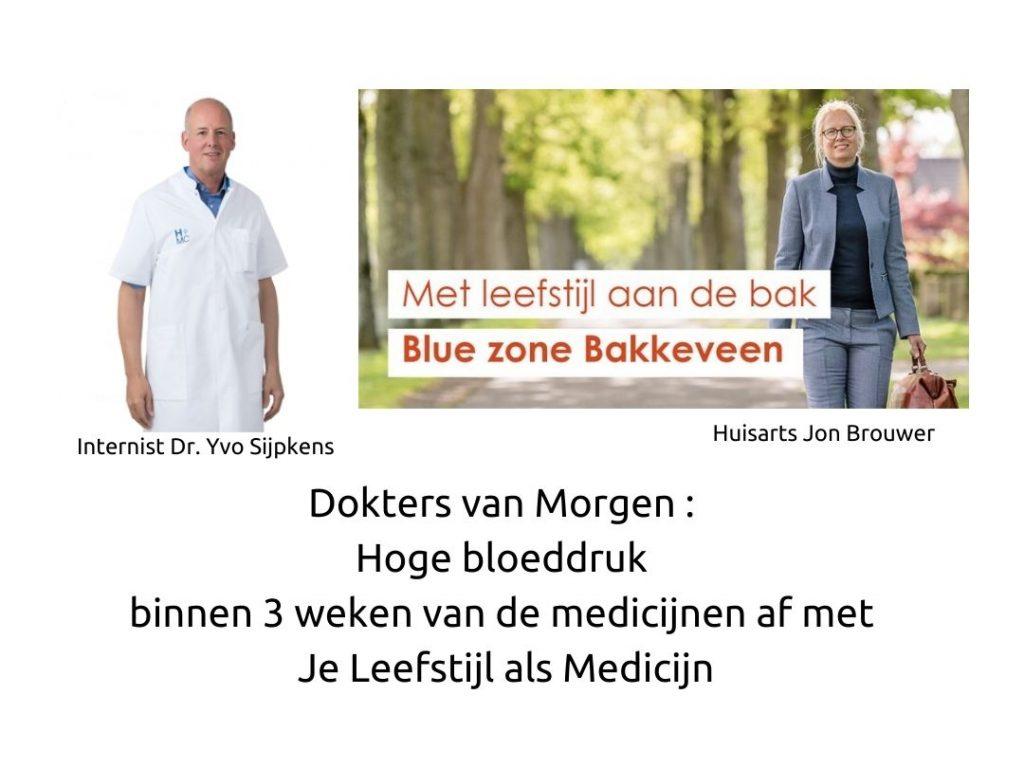 Dokters van Morgen Hoge bloeddruk