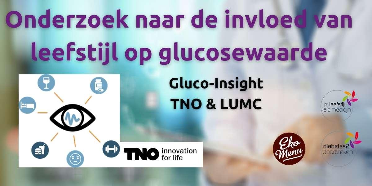 Onderzoek naar de invloed van leefstijl op glucosewaarde TNO en LUMC