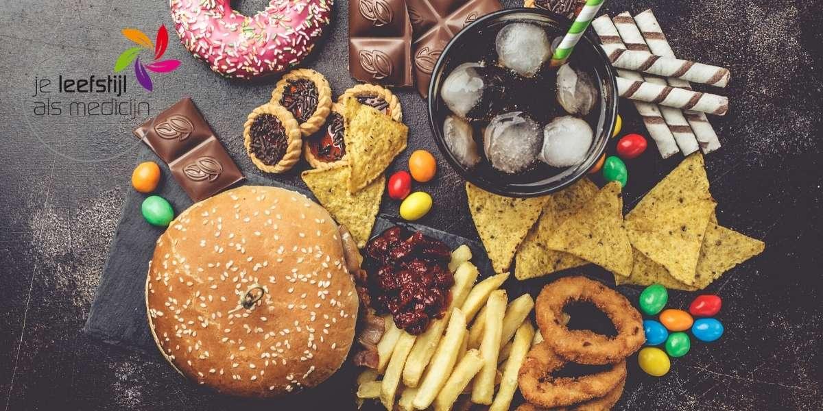 Ultrabewerkt voedsel is het nieuwe roken eet real food
