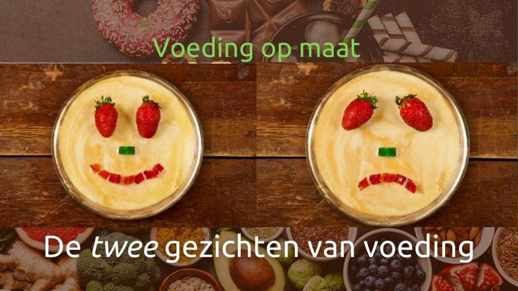 Voeding op maat - de twee gezichten van voeding