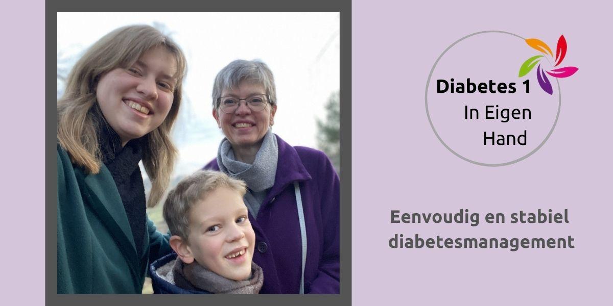 Diabetes type 1 in eigen hand Corine Heijneman