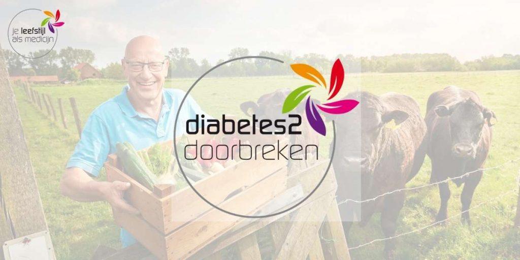 Leefstijlprogramma diabetes2doorbreken van Stichting Je Leefstijl Als Medicijn