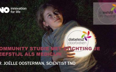 TNO-onderzoek bevestigt: Je Leefstijl Als Medicijn werkt