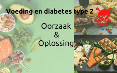 Voeding en Diabetes type 2: oorzaak en oplossing