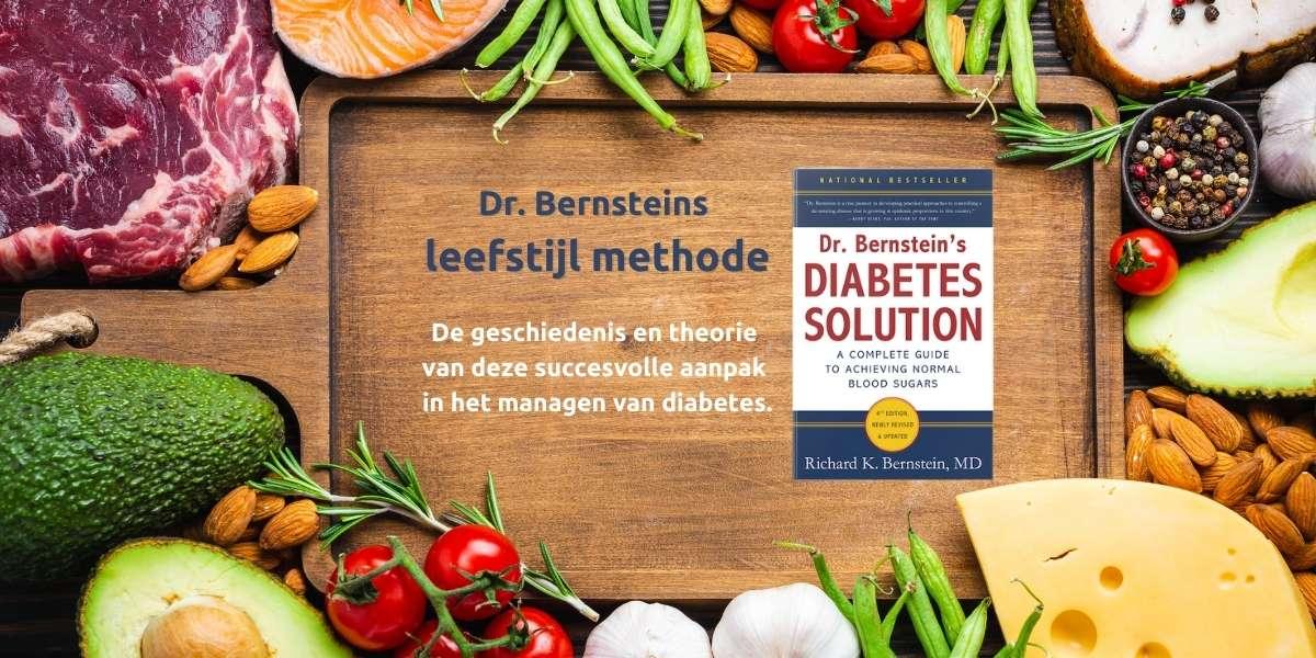 Leefstijl methode voor diabetes volgens dokter Bernstein