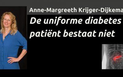 Diabetypering – De uniforme diabetes 2 patiënt bestaat niet