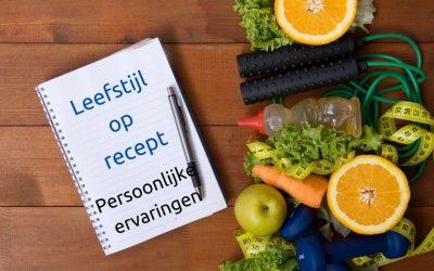 Leefstijl op recept – leer van persoonlijke ervaringsverhalen