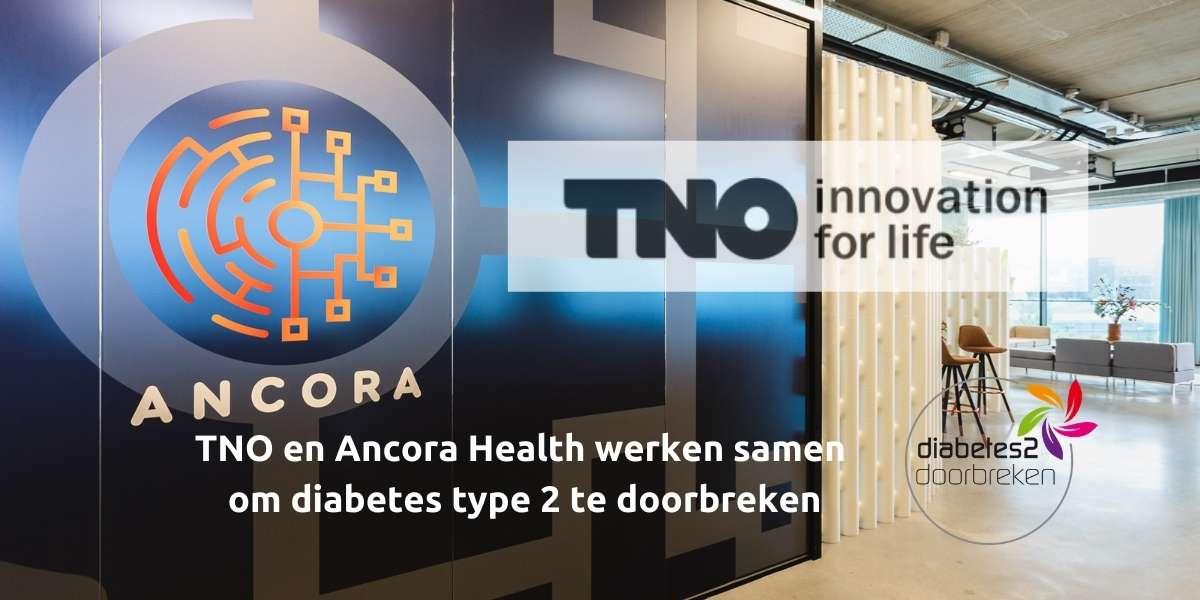 TNO en Ancora Health werken samen