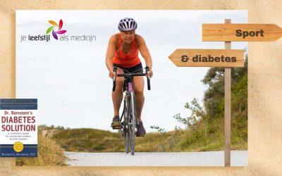 Diabetes en Sporten zonder hypers en hypo's