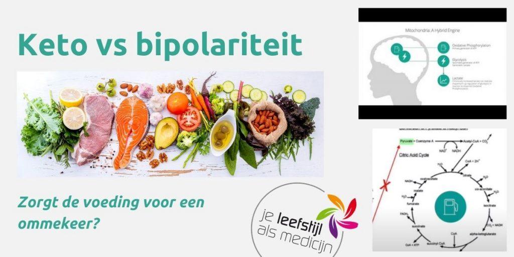 ketogeen dieet bij bipolaire stoornis