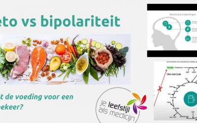 Ketogeen dieet bij bipolaire stoornis en schizofrenie